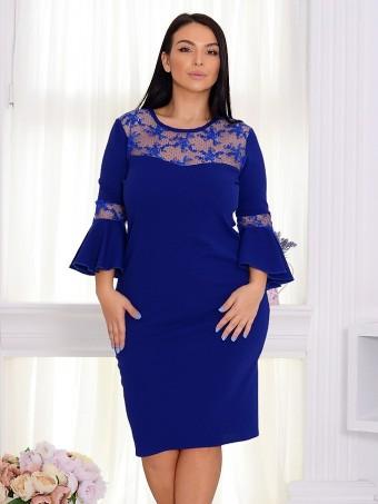 Rochie Mia Pasione Blue 01