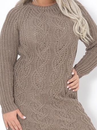 Rochie Tricotata 1040-04