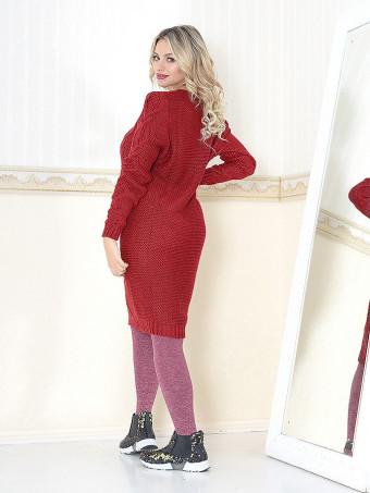 Rochie Tricotata 3208-02