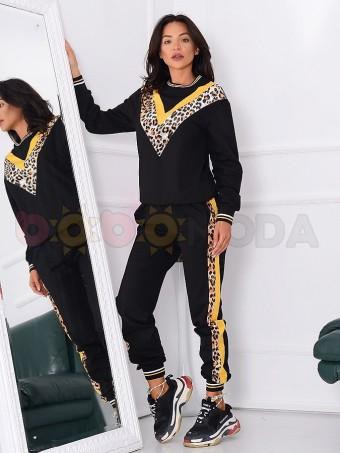 Trening Dama Yakira 5021 Black 01
