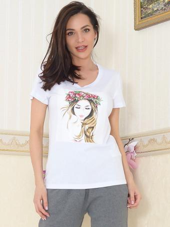 Tricou Dama 4015-05