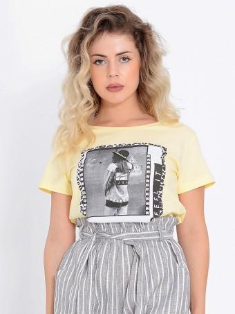 Tricou Dama Bella 30040-05
