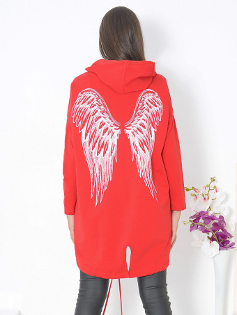 Cardigan Dama Angel 01
