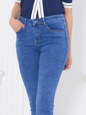 Pantaloni Dama Jeans Tia 898