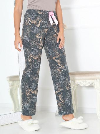 Pantaloni De Casa Coton 12