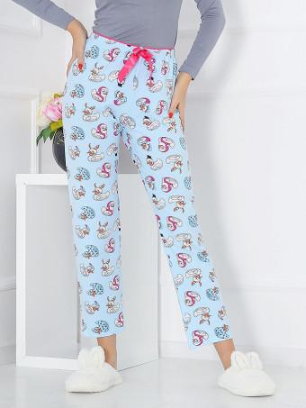 Pantaloni Pijama Baki 1150-05