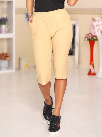 Pantaloni Short Joanna Cream