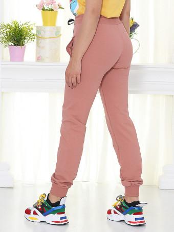 Pantaloni Sport 9052 Dark Rose