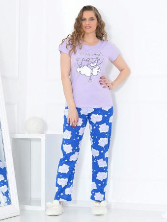Pijama Dama Baki 504