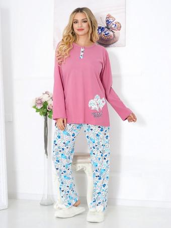 Pijama Dama Baki Hearts 06