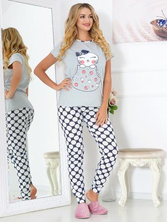 Pijama Dama Berfin 3026-14