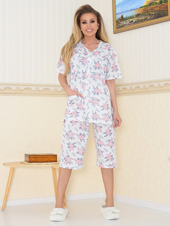Pijama Dama Masura Mare Lally 500-02
