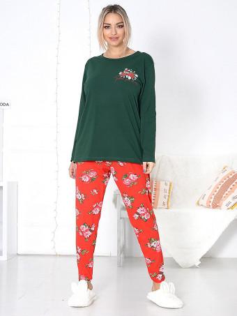 Pijama Dama Masura Mare MBLM 16095