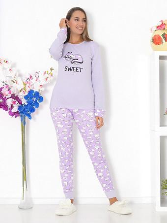 Pijama Groasa 4005-01