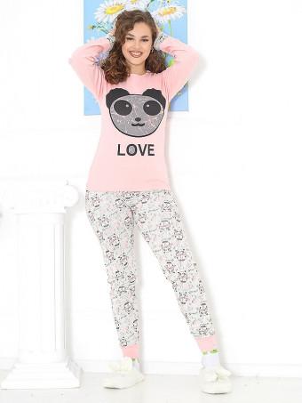 Pijama Groasa 4012-01