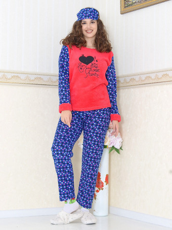 Pijama Groasa Elsa 3129-01