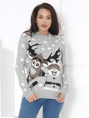 Pulover Dama Christmas 5215-03