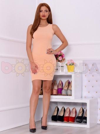 Rochie Lambada Apricot