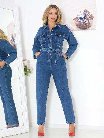 Salopeta Jeans Charmer 1000-02