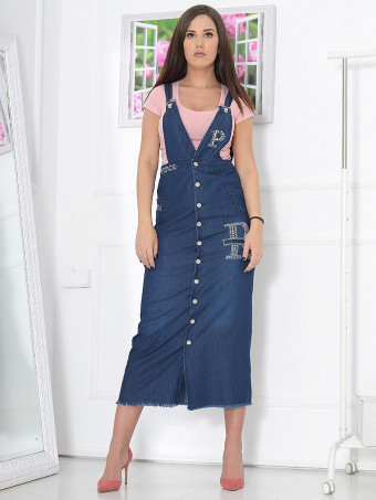 Sarafan Jeans 5329-01