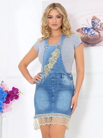 Sarafan Jeans 5806-02
