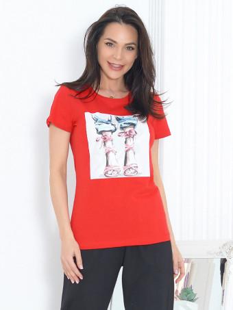 Tricou Dama 4009-04