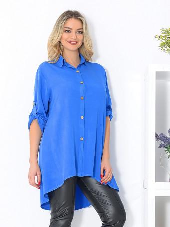 Camasa Dama Italy Moze Blue