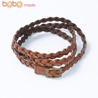 Curea Dama Braids Brown
