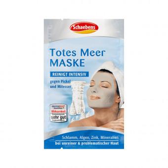 Masca faciala cu namol din marea moarta pentru ten acneic Schaebens 50006 ,15 ml