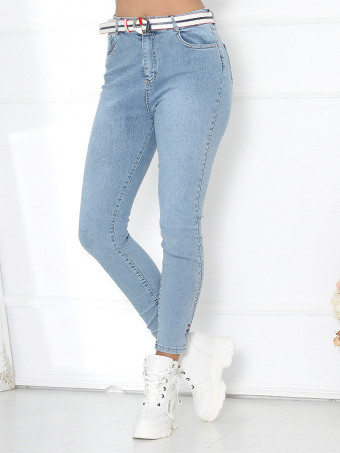 Pantaloni Dama Jeans 02212