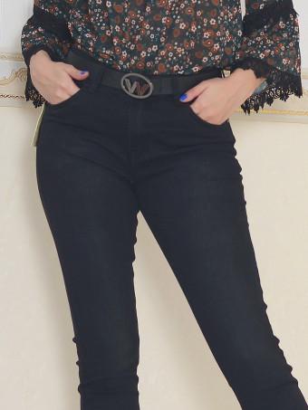 Pantaloni Dama Jeans Masura Mare ZP505