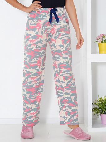 Pantaloni De Casa Coton 06