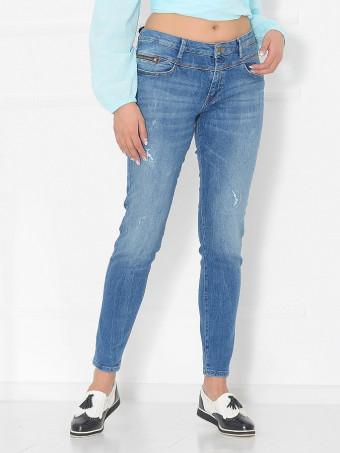 Pantaloni Jeans Masura Mare 58223-03