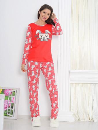Pijama Dama Berfin Rabbit 01
