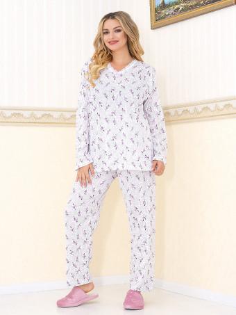 Pijama Dama Masura Mare 603-05