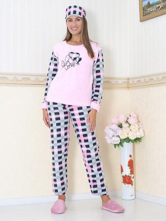 Pijama Groasa Elsa 3126-02