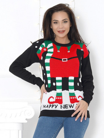 Pulover Dama Christmas 02