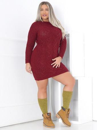 Rochie Tricotata 1040-07