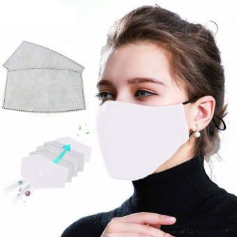 Set de Masca Faciala Fashion de Multipla Folosinta MFM si 5 filtre