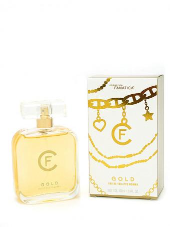 Apa de toaleta CF Gold 19803, 100 ml