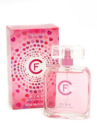 Apa de toaleta CF Pink 19804, 100 ml