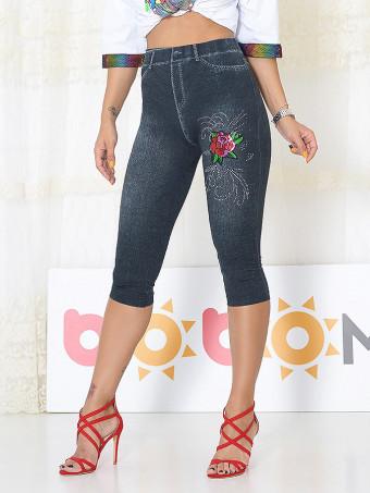 Colanti Jeans Slim Cool D5358 Black