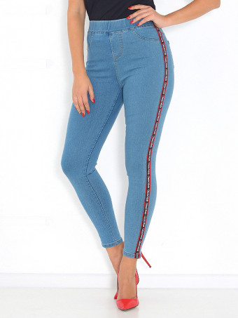 Pantaloni Dama Jeans 2349-03
