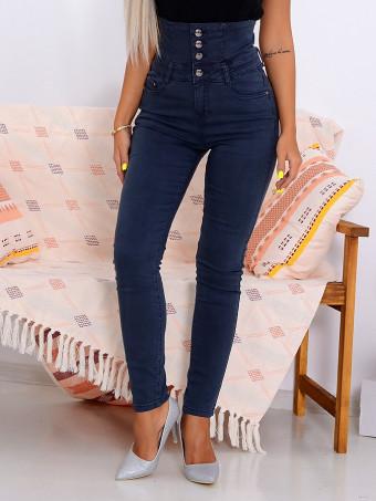 Pantaloni Dama Jeans CF1882 Grey