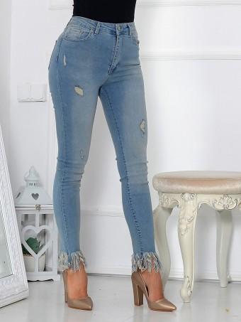 Pantaloni Dama Jeans Collection 587