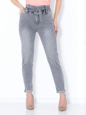 Pantaloni Dama Jeans Masura Mare ZF6202