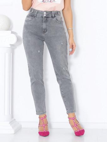 Pantaloni Dama Jeans Masura Mare ZF6320