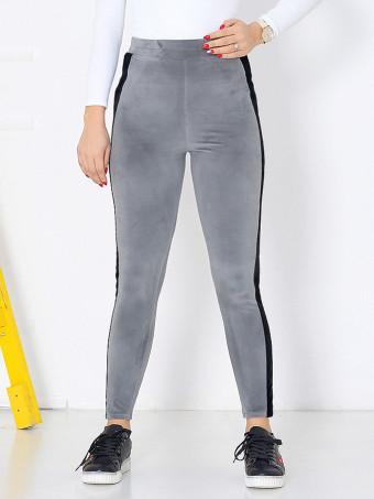 Pantaloni grosi din Catifea Xena 03
