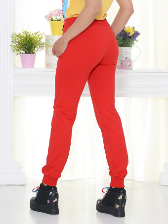 Pantaloni Sport 9052 Red