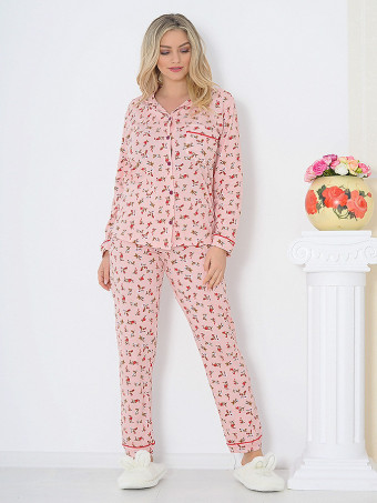 Pijama Dama Baki 443-01